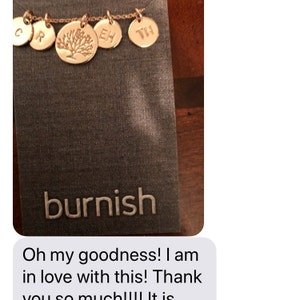 Buyer photo Sharion Vandervort, who reviewed this item with the Etsy app for iPhone.