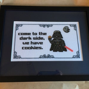 Geeky Cross Stitchings By Dorkstitch On Etsy