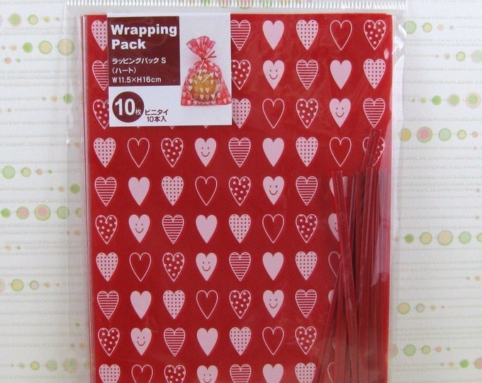 Smiling Hearts Gift Bags