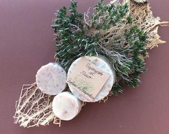 Thyme soap, Decorative