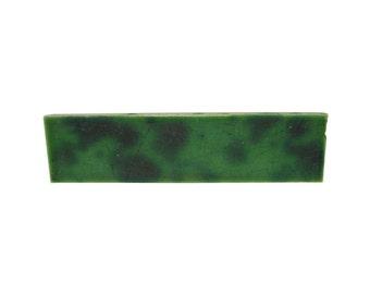 Green mixed tile set