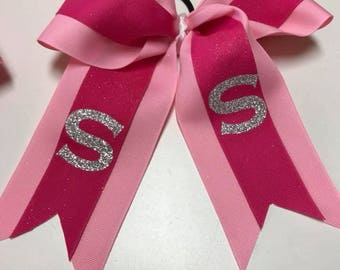 Custom Cheerleading Bow