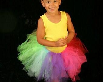colorful  tutu