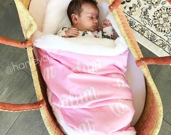 Personalized Baby Blanket | Personalized Blanket, Baby Blanket, Baby Shower Gift, Custom Baby Blanket, Name Blanket