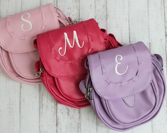 Cutest Mini Purse Available in 10 Colors with Personalization