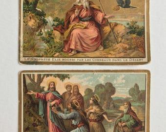 Vintage Paper / Catholic Ephemera / Religious Cards