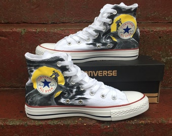 Nightmare before Christmas high top trainers