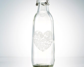Elegance Love Bottle