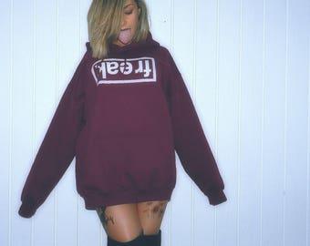 Oversized Fashion Hoodie