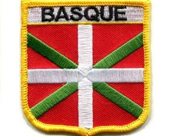 Basque Patch (Iron on)