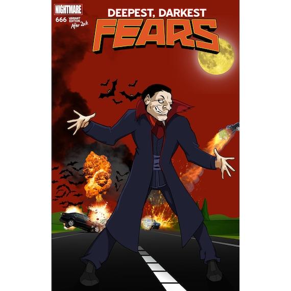 Deepest, Darkest Fears