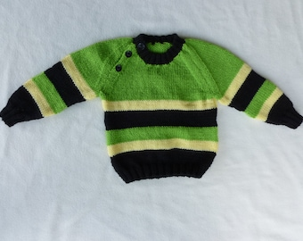 Toddler Jumper/Baby Jumper/Boys Jumper/Girls Jumper/Boys Sweater/7 months/8 months/9 months/10 months/11 months/12 months/14 months/13 Month