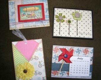 June 2011 Handmade Card Kit