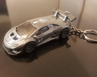 Custom Made Lamborghini Huracan Diecast Keychain