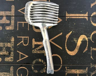 Aluminum Egg Slicer, Vegetable Fruit Slicer, Retro Kitchen Utensil, Kitchen Gadget, collectible aluminum, vintage kitchen, chef tools