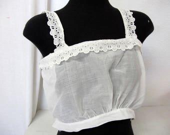 Victorian Camisole Victorian Corset Cover