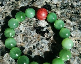 Siberian Nephrite bracelet
