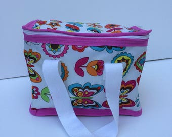 Insulated Lunch bag, insulated bag, lunch tote, lunch bags for women, lunch box