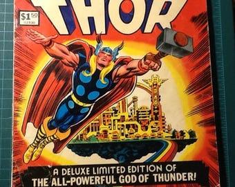 Marvel Treasury THOR #3. 1974  100 page comic oversized