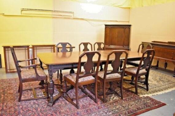 Like this item? - Antique Or Vintage Lammert Furniture Dining Room Furniture Set