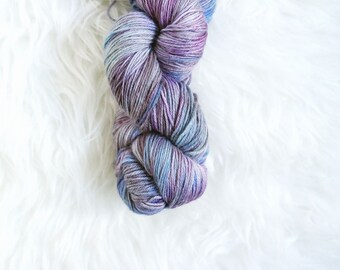 night shift - MCN sock yarn - merino cashmere nylon