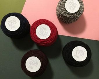 Super Merino Wolle