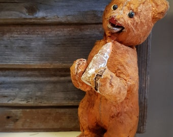 Bear teddy bear colectable 1900 Antique Toys