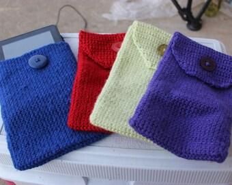 Kindle Cozy/Case.  Button flap closure
