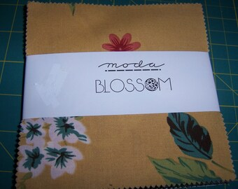 Moda Blossom Charm Pack by Urban Chiks