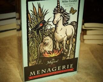 The Magical Menagerie Tarot Deck