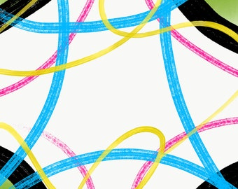 Flow Series 9: Fine Art Prints