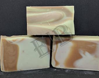 Gruff - vegan soap - handmade - masculine scent