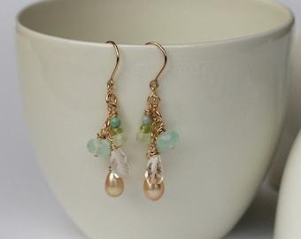 Overload - earrings