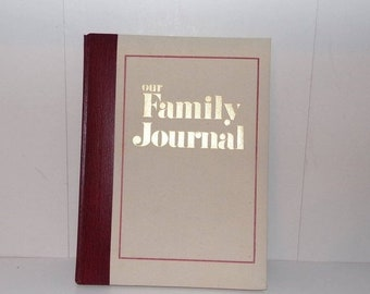 Heat Wave Our Family Journal * A Book to Compile and Record Your Family's Important Information