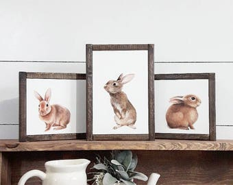 Easter gifts etsy farmhouse nursery free shipping easter decor peter rabbit nursery bunny bunny gift set easter gifts negle Gallery