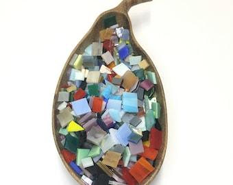 Kaleidoscope (1 Pound Mosaic Tiles: 600-700 Pieces)