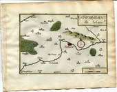1634 Nicolas Tassin Map S...