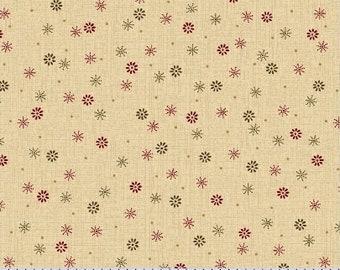 8211 0142 / Marcus Brothers / Pieceful Pines / Fabric / Pam Buda / Cream