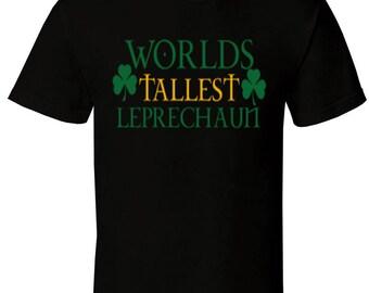 World's Tallest Leprechaun TShirt