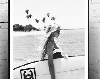 Chanel Surfer Girl