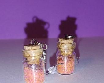 Pink Lemonade Earrings