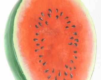 Patricia Breen DEMI EGG Pasteque / Watermelon
