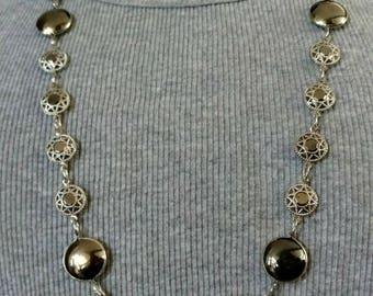 Bold Silver Chain