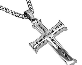"Iron Cross ""Armor of God"""