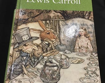 The Complete Illustrated Works of Lewis Carroll Book ; Alice in Wonderland