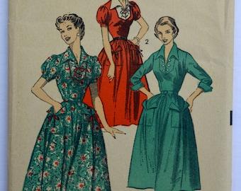 1950's Women's Sewing Pattern Advance 6566