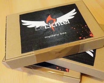 LeLichtel's mystery box!