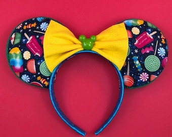 Sugar Rush Inspired Ears