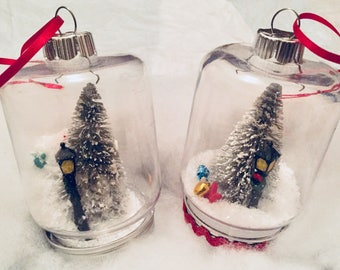Not Your Average SnowGlobe