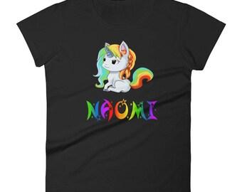 Naomi Unicorn Ladies T-Shirt
